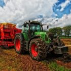 Set motor tractor