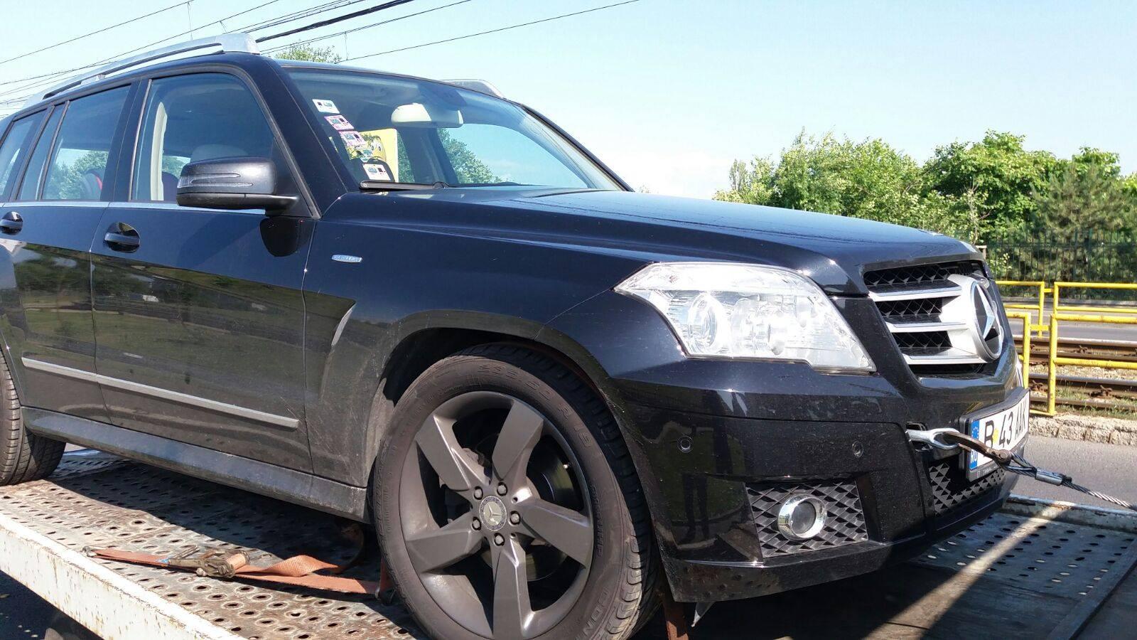 tractari auto din Bucuresti