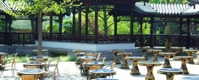 Feng Shui gradina