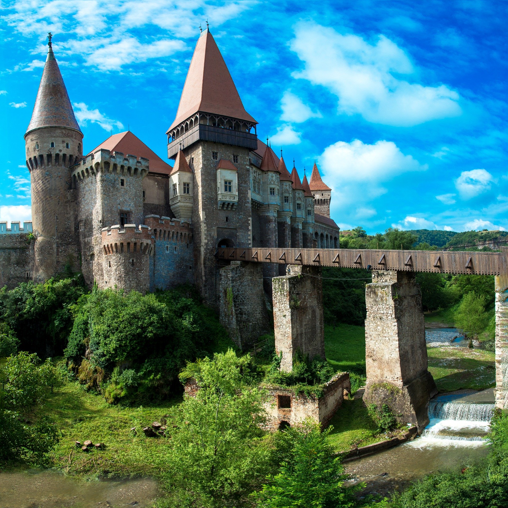 atractii turistice Romania